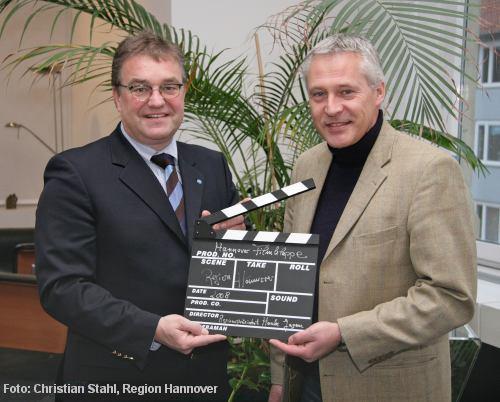 Hannover Filmklappe