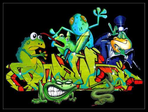 Ellerbrock Hall of Fame (Frogs)