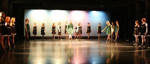 Die Tanzgruppe Irish Inspiration