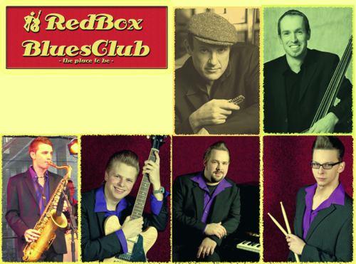 RedBoxBluesClub