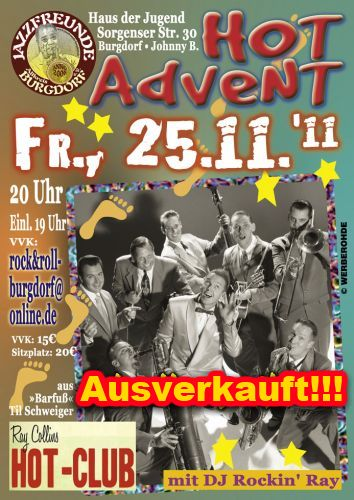 Hot Advent in Burgdorf