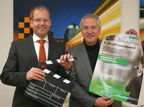 Hannover Filmklappe, die sechste