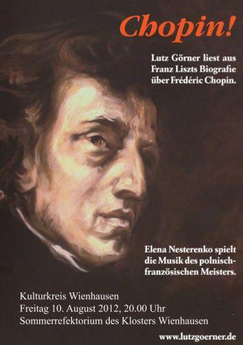 Kulturkreis Wienhausen: Chopin!