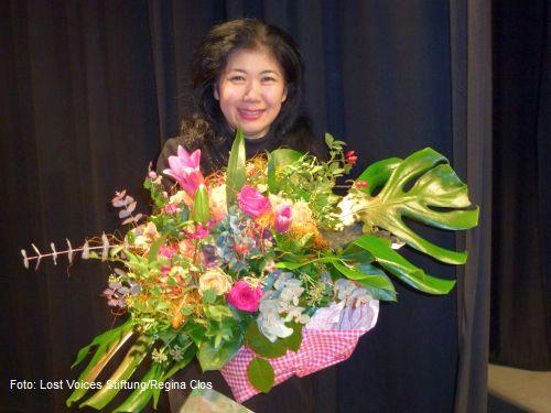 Pianistin Sachiko Furuhata Kersting