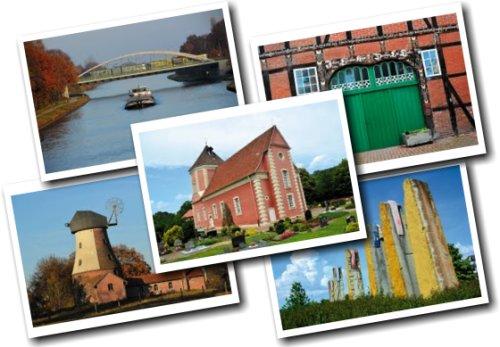 Ausstellung Rathaus Garbsen - Aktion Postkarten für Garbsen