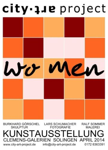 wo men - ART EXHIBITION