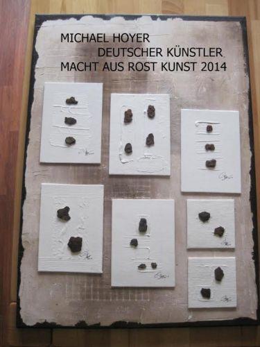 hunderthoyers Kunst aus Rost
