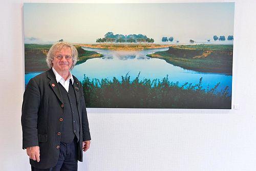 Kunst in der Kanzlei präsentiert Landschaften von Ingolf Heinemann DGPh