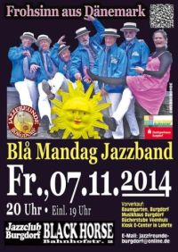 Traditional Revival Jazz mit Humor