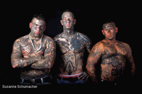 Susanne Schumacher: Tattoo - Geschichten auf der Haut