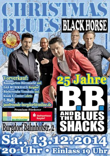 6. Christmas Blues in Burgdorf